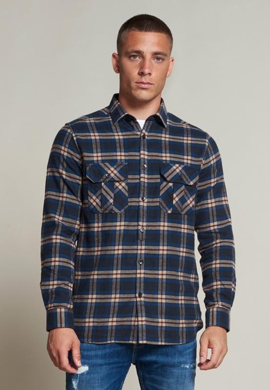 Flannel-Hemd