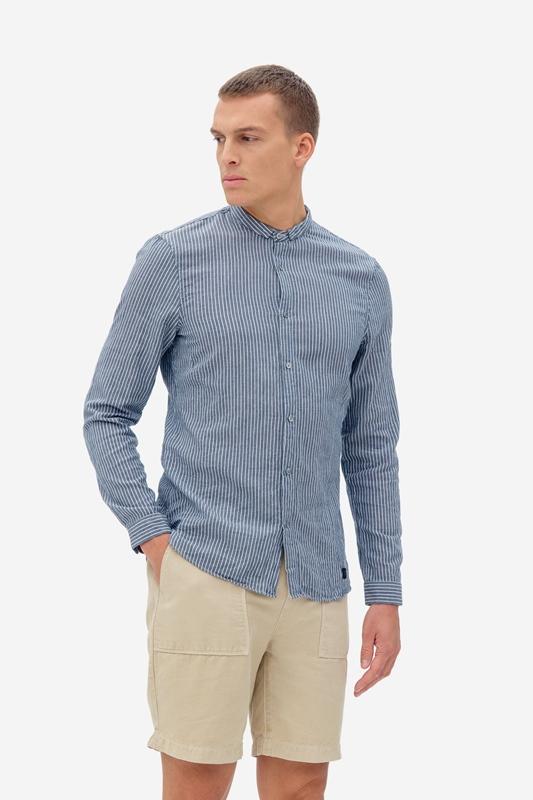 crinkle shirt
