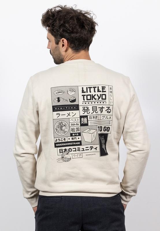Sweatshirt Little Tokyo