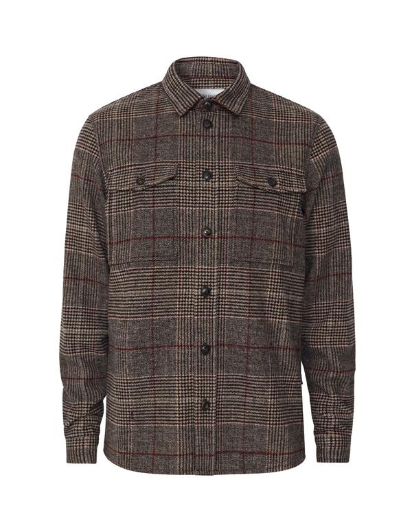 Hybrid Haven Wool Check